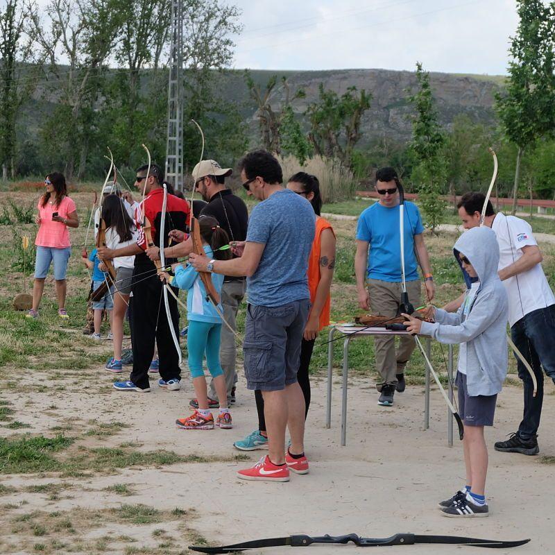 actividad multi aventura en Madrid para adultos