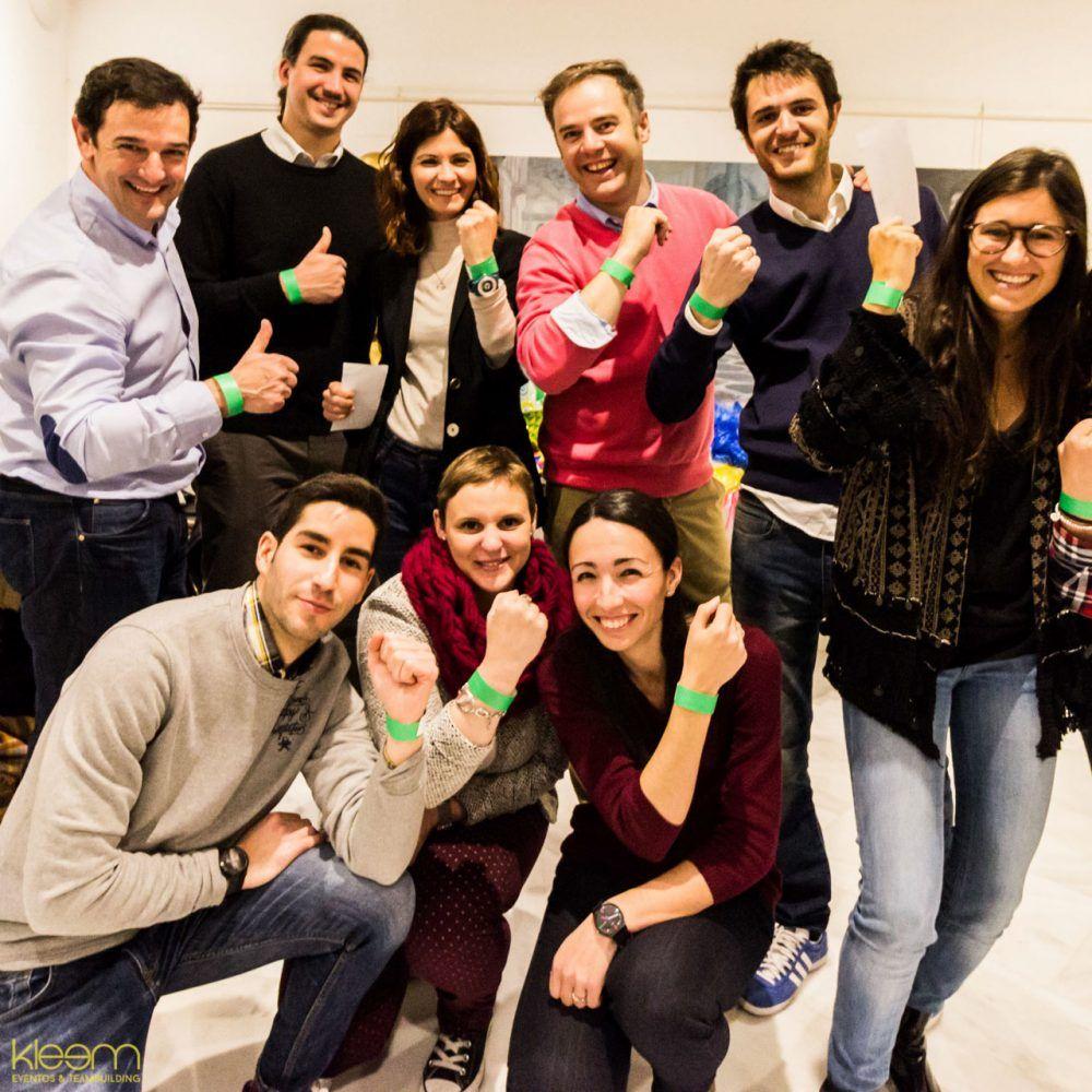 organizar actividades team building