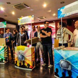 team building concurso madrid