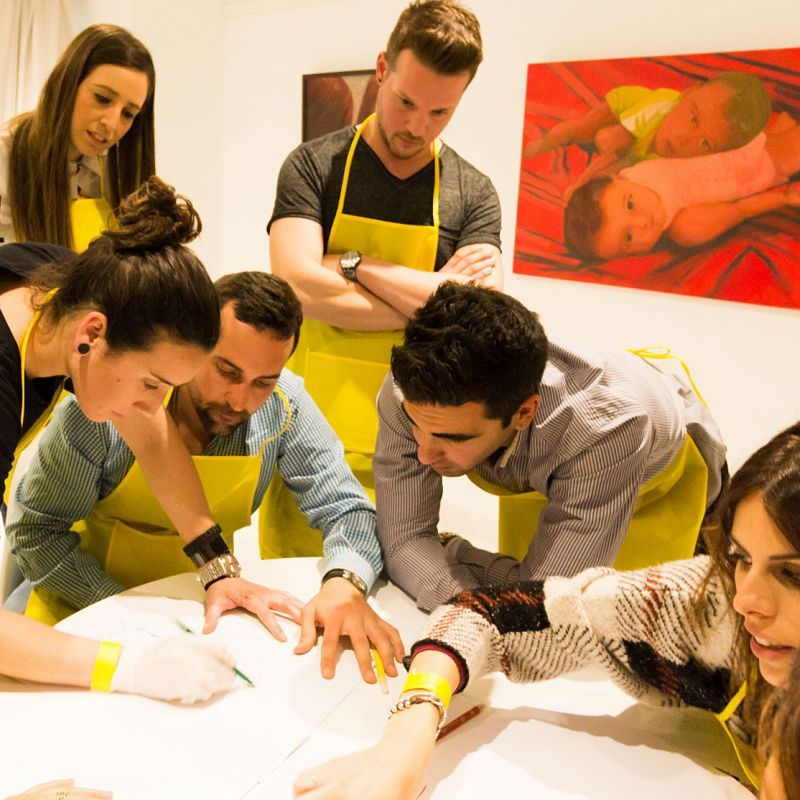 eventos y actividades de grupo en madrid