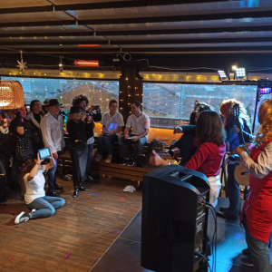 Actividad Karaoke empresas Madrid