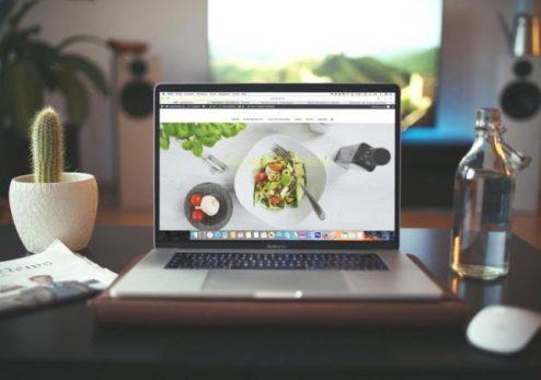 actividad cocina online