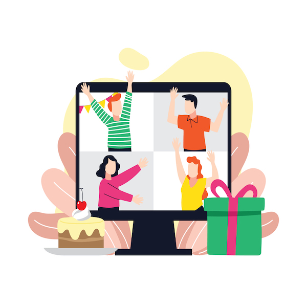 Virtual Party building